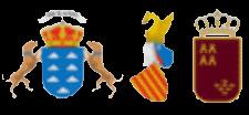 tres escudos